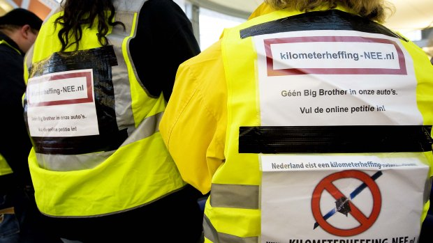 Planbureau kraakt kilometerheffing af: Niet doen