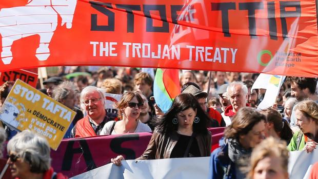 TTIP mislukt? Nee hoor, zegt Europese Commissie