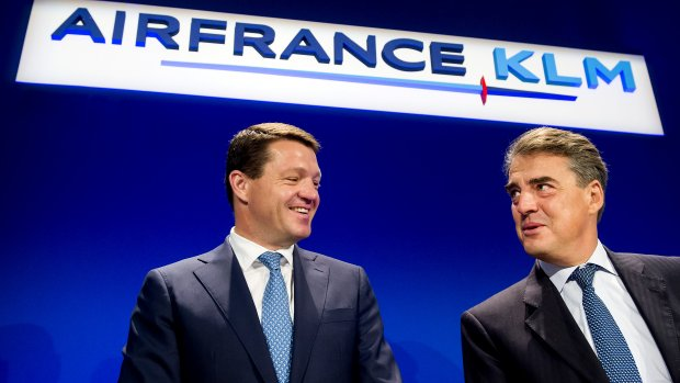 'Kabinet moet aandelen Air France KLM kopen'