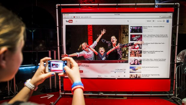 YouTube opent de strijd en wil tv-budgetten van adverteerders