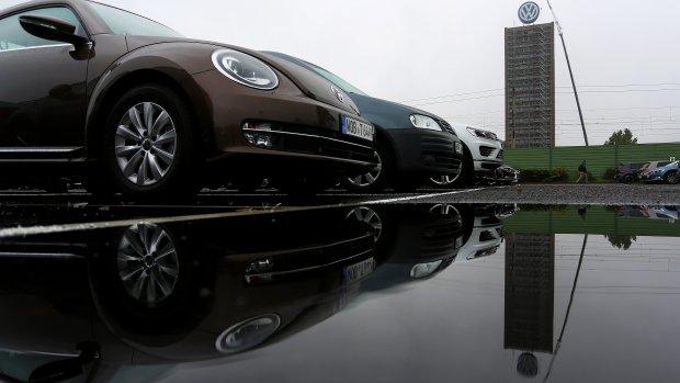 Historisch verlies Volkswagen door dieselschandaal