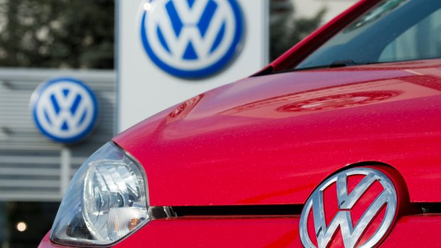 Bijna kwart minder Volkswagens verkocht in de VS