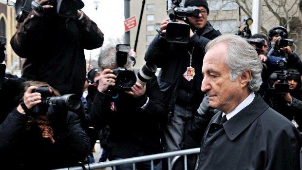 Amerikanen komen met 'Bernie Madoff-verzekering'