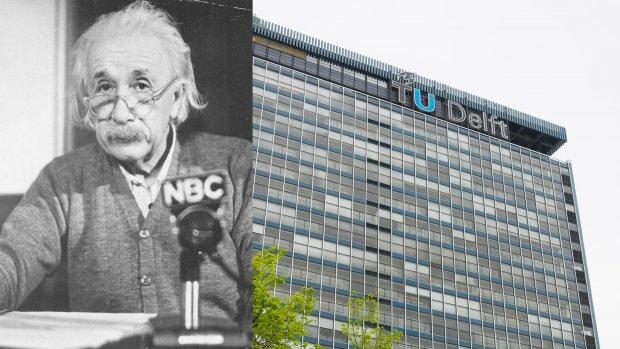 Onderzoekers TU Delft bewijzen: Einstein had ongelijk