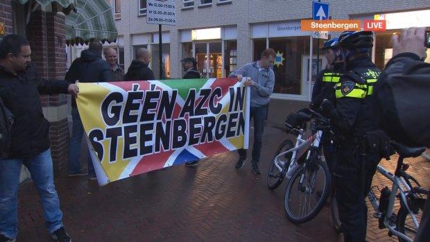 Definitief geen asielzoekerscentrum in Steenbergen