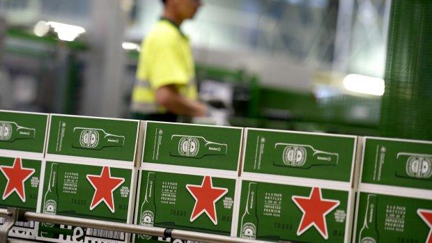Hongarije wil 'communistische' Heineken-ster verbieden
