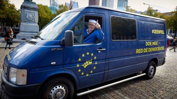 Geen peil te trekken op kiesdrempel bij referendum