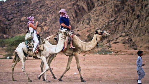 Geen negatief reisadvies voor Sharm al-Sheikh