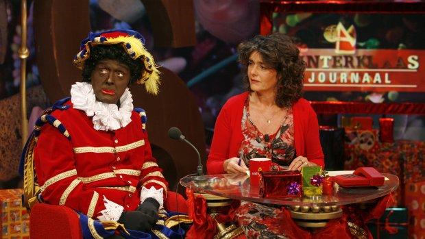 Piet in Sinterklaasjournaal nog hetzelfde