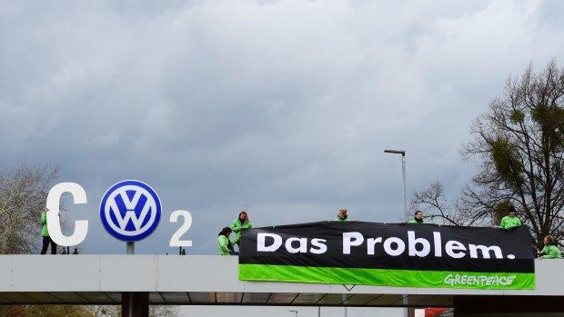 Crisisberaad bij Volkswagen over verdere stappen