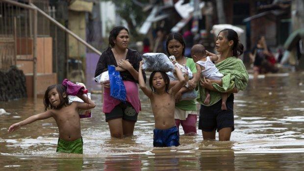 '100 miljoen arme mensen door klimaatverandering'