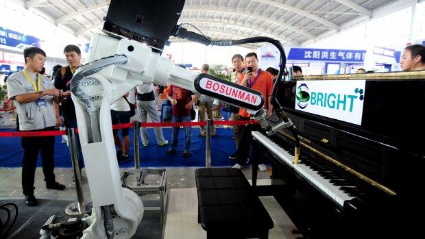 Tweedehands robots gaan als warme broodjes over de toonbank