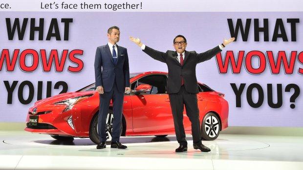 Toyota: wij stoppen niet met verkoop diesels