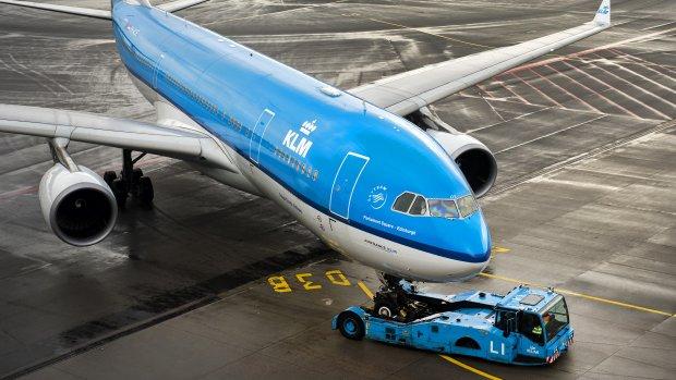 Crowdfundactie om KLM los te weken van Air France