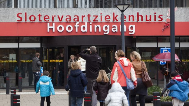 Twaalf instellingen verdelen zorg Slotervaartziekenhuis