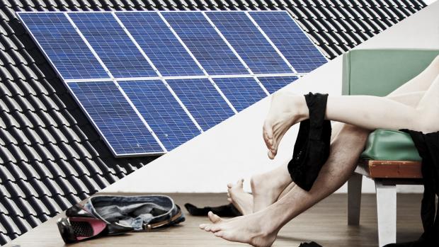 Waarom zonnepanelen goed zijn voor je seksleven