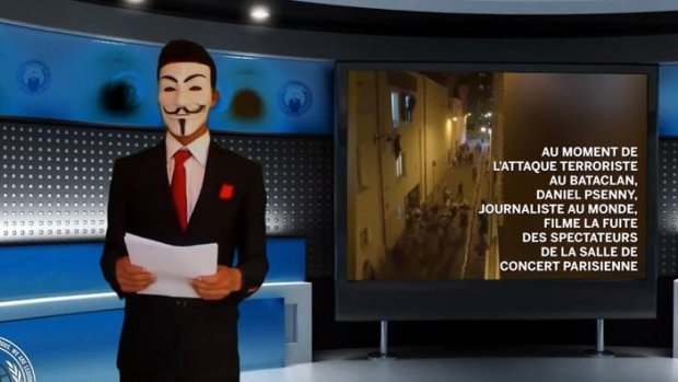 Anonymous verklaart IS de digitale oorlog
