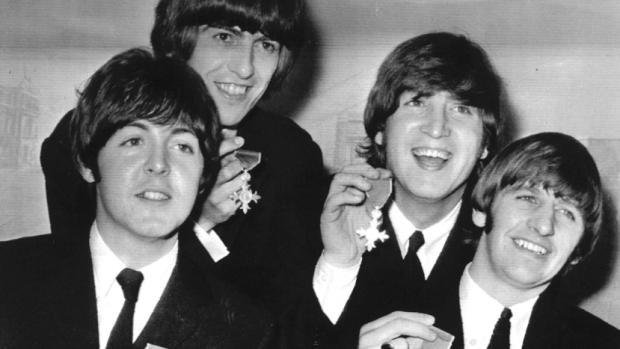 Twee Nederlanders willen opnames Beatles terug
