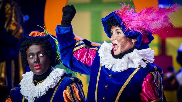 Sandra bedreigd na vraag over Zwarte Piet: 'Ze zeggen dat ik opgehangen moet worden'