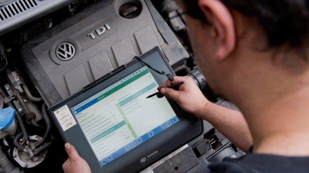 Volkswagen repareerde pas 1 op de 10 sjoemeldiesels