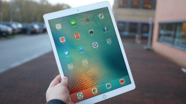 Volgend jaar volledige Photoshop op iPad