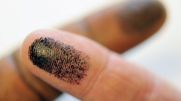 'Vingerafdrukscanners te foppen met slimme software'