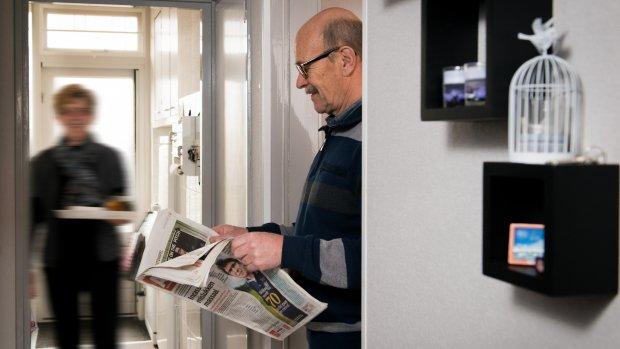 '40 procent gepensioneerden kan niet rondkomen'