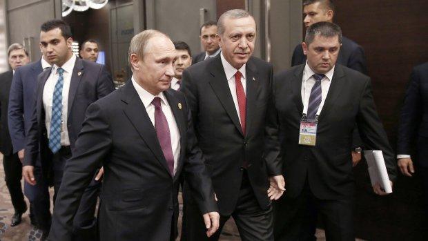 Russische sancties: boycot op Turkse producten
