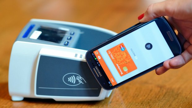 ING laat klanten contactloos betalen met smartphone