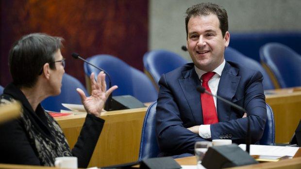 Asscher blokkeert Europees vrouwenquotum