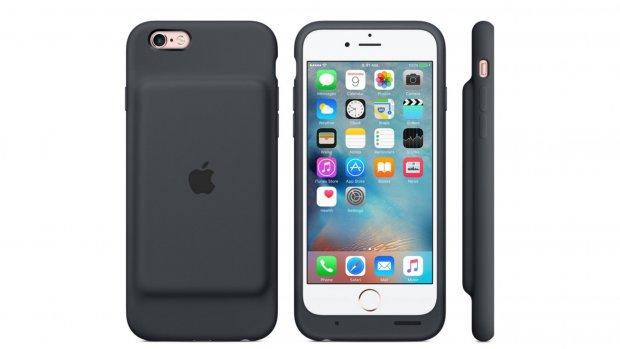 Apple verrast met accu-case voor iPhone 6(S)