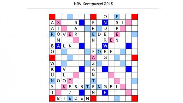 De onmogelijke AIVD-kerstpuzzel is weer uit: wie kan 'm oplossen?
