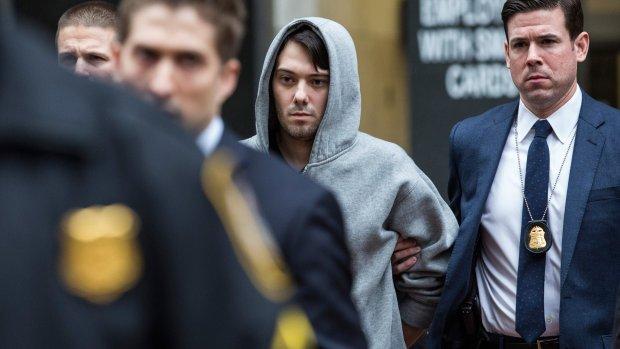 'Pharma Bro' Martin Shkreli ontloopt celstraf voor fraude niet