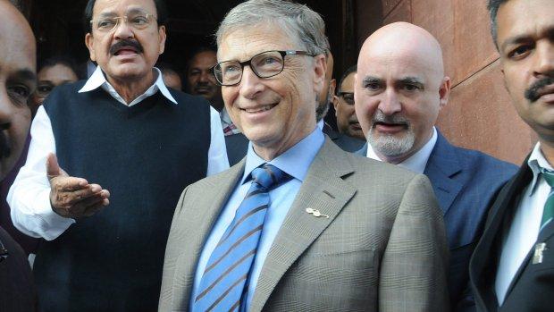 Het beste nieuws van 2015 volgens Bill Gates
