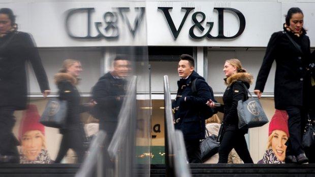 V&D vraagt uitstel van betaling aan