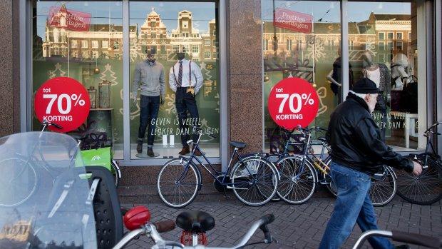 Winkeliers: kom maar op met die 9,5 miljoen euro aan V&D-bonnen