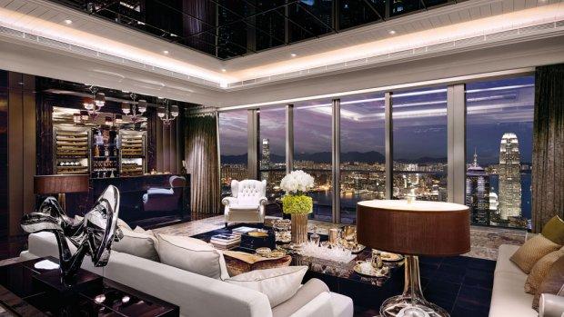 Huizengekte Hongkong: appartement verkocht voor 70 miljoen