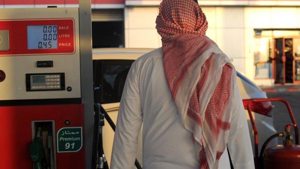 Saoedi's verklaren VS de totale olieoorlog
