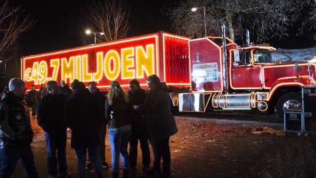 Amsterdammer grijpt naast miljoenenprijs van zijn ex