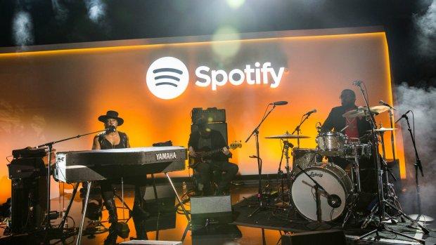 'Een derde van de Nederlanders gebruikt Spotify'
