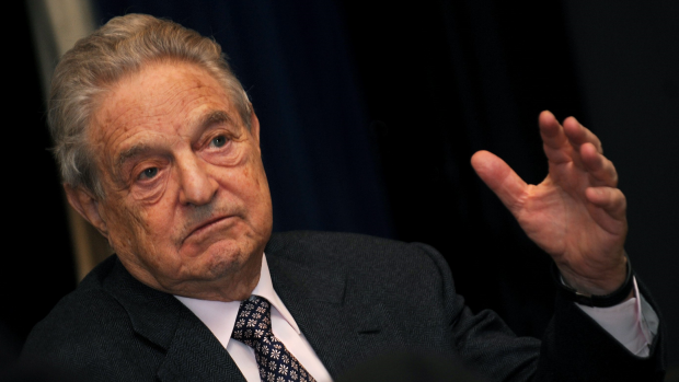 Explosief in brievenbus miljardair George Soros