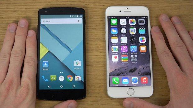 'Apple maakt overstappen van iOS naar Android makkelijker'