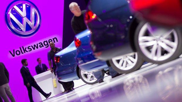 60.000 Europeanen willen geld zien van Volkswagen