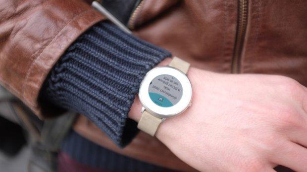 Pebble Time Round review: de smartwatch is eindelijk elegant