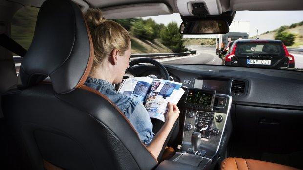 Volvo wil camera's inzetten tegen dronken bestuurders