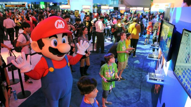 Nintendo denkt dat mobiele games het bedrijf gaan redden