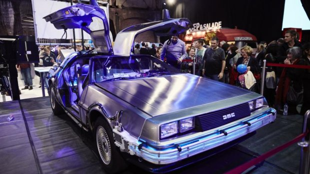 Back to the past: DeLorean weer in productie