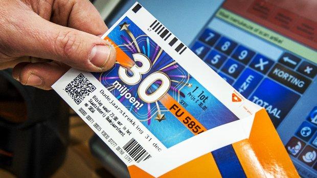 193.000 mensen eisen geld loten terug van Staatsloterij