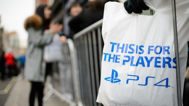 Nieuwe PlayStation speelt 4K-games