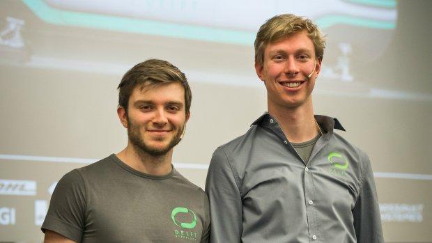 Team TU Delft mag Hyperloop-capsule gaan testen in Californië